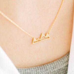 Gold Mountain Majesty Necklace